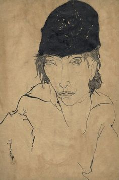 Sketch by Djuna Barnes