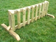 Image result for how to make  cross country jumps