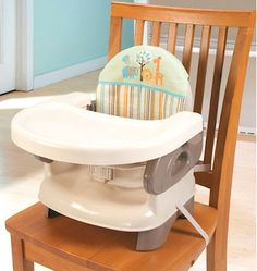 Toddler Booster Chair Portable Feeding Seat Infant Table Dining Baby Boy Girl #SummerInfant