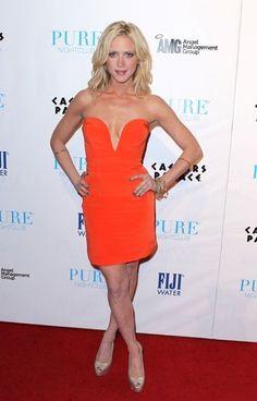 Orange Dress- Replica of Brittany Snow's!