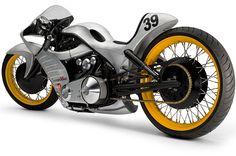 Goldammer: Goldmember bike