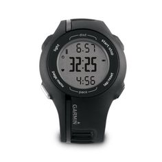 "The Garmin Forerunner 210.  I have this watch and I LOVE it. ""What gets measured gets improved."""