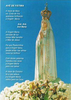 Nossa Senhora do Rosário de Fátima, convertei os pecadores.