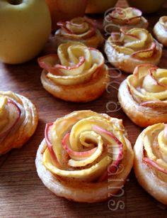 feuilletés aux pommes 5 Cuisine à 4 mains