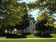 Charlton Park, 1885 Church Hastings, Michigan