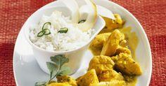 Kokos-Hähnchen-Curry ist ein Rezept mit frischen Zutaten aus der Kategorie Hähnchen. Probieren Sie dieses und weitere Rezepte von EAT SMARTER!