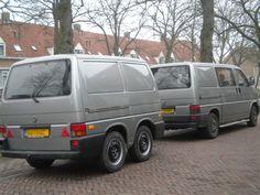 vw transporter t4 duo