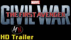 *THE FIRST AVENGER: CIVIL WAR* HD Trailer German / Deutsch | Kinostart: ...