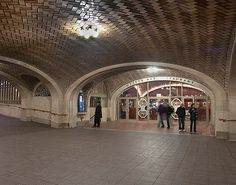 The Whispering Gallery, Grand Central Station, Oyster Bar