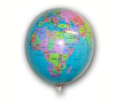 Balloons - Rifco Products #globe #maps