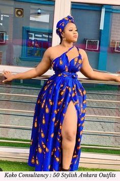 Titi African infinity wrap dress with headwrap / African print dress for women / African dress / women's clothing Short African Dresses, Latest African Fashion Dresses, African Print Fashion, Ankara Fashion, Africa Fashion, African Dress Styles, African Prints, Modern African Fashion, African Women Fashion