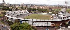 Estádio Palma Travassos - Ribeirão Preto (SP) - Capacidade: 18,2 mil - Clube: Comercial