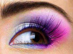 blue purple lavender pink