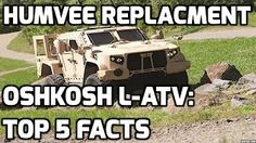 L-ATV Light Combat Tactical All-Terrain Vehicle United States Defence Industry Oshkosh Defense