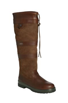 The classic signature boot from Dubarry. Now available in an ExtraFit™ version.    www.dubarry.com
