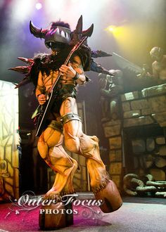 GWAR- House of Blues, Cleveland 2011