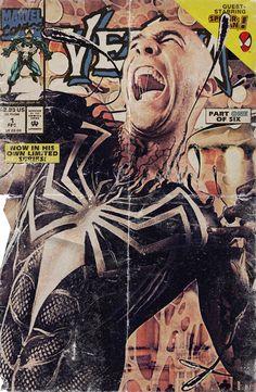 Venom by Ph: Angel Silva Photomanipulation: Me Modelo: Josue Di Stefano Bodypainter: Martin Garcia Bodypainter