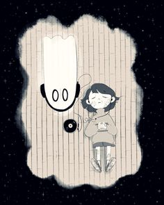 frisk napstablook undertale - Google Search