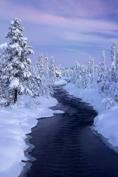 Even if it's quite far from Stockholm, Kiruna is worth a visit. A popular destination especially in the winter time, Kiruna can be fairy-tale like if you don't mind the cold! Winter Szenen, I Love Winter, Winter Magic, Winter Time, Winter Christmas, Blue Christmas, Winter Travel, Winter Months, Foto Picture