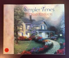 More than 20 full-color paintings of nostalgia, and heartwarming scenes accompany Kinkade's rich reflections in this personal glimpse into the artist's life.