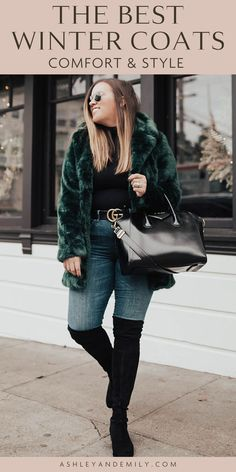 Top 50 Fashionable Coats For Winter To Fall In Love With Right Now. Look dazzling this holiday season and stay warm with these great coats. Cute winter coat outfits for inspiration. These coats are fabulous for all sorts of different styles and looks. You can find awesome coats for women of all colors and patterns. #Fashion #WinterFashion #FallCoats