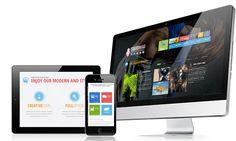 Diseño y desarrollo de entornos web. Páginas corporativas, catálogos de productos, comercio electrónico, aplicaciones. Estándares web y accesibilidad.