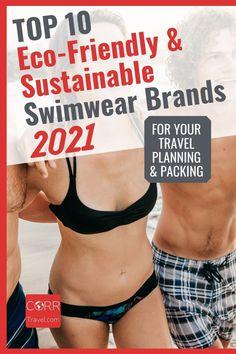 Up your travel planning by choosing any of these 10 best eco-friendly swimwear and sustainable swimwear brands for sustainable solo travel. Make great #TravelGiftIdeas! By @corrtravel #CORRTravel #TravelGifts #EcoFriendlyGifts Solo Travel Tips | Solo Female Travel Tips | Eco Friendly Travel Products | Sustainable Travel Products | Travel Products | Eco Friendly Travel Tips | Sustainable Travel Tips Solo Travel Tips, International Travel Tips, Travel Products, Swimwear Brands, Travel Design, Travel And Tourism, Travel Aesthetic, Trip Planning, Sustainability