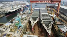 Korean Top 3 shipyards lose big from offshore plants last year