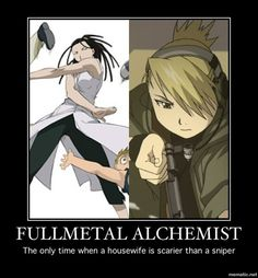 Fullmetal Alchemist by sace97 on deviantART