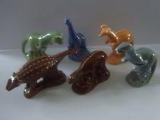 Dinosaur set 3 Red Rose Tea, Vintage Ceramic, Red Roses, Nostalgia, Stud Earrings, Ceramics, Antiques, Sweet, Pretty