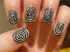 Tim Burton nails... UM NO. I am only reposting this to share how ugly it is lol