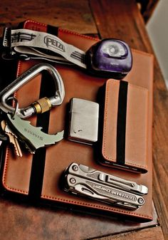 Simple Every day Carry - love the unusual bottle opener