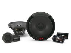 """SPR-50C - 5-1/4"""" (13cm) COMPONENT 2-WAY SPEAKER Type-R speakers are engineered to deliver prodigious power"""