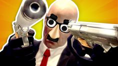 GETTING AWAY WITH MURDER (Hitman)  Seananners