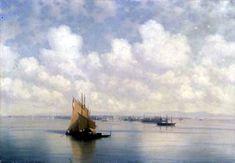Seascape - Aivazovsky Ivan