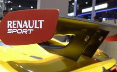 ps: Renault R.S. 01 Concept Car At Auto Expo 2016