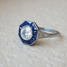 Video Here: www.facebook.com/CypressCreekVintage/videos/532835380213269/?theater  I am pleased to offer a beautiful Old European Cut diamond