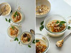Pudim de lima e abacaxi by compassionate cuisine
