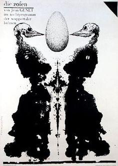 Franciszek Starowieyski, Die Zofen, 1987