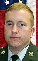 Army Staff Sgt. Shamus O. Goare  Died June 28, 2005 Serving During Operation Enduring Freedom  29, of Danville, Ohio; assigned to the 3rd Battalion, 160th Special Operations Aviation Regiment (Airborne), Hunter Army Airfield, Ga.; killed June 28 when an MH-47 Chinook helicopter crashed while ferrying personnel to a battle against militants in eastern Afghanistan.