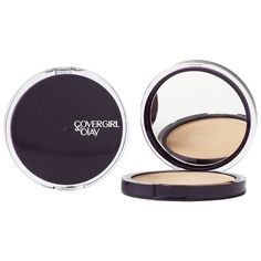 Product to try: CoverGirl + Olay Pressed Powder. Named BHG's Best Pressed Powder (Best New Product Awards 2013), $13.99 at Ulta.