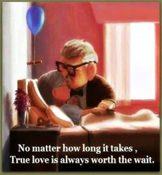 No matter how long it takes, true love is always worth the wait. #Love #TrueLove #picturequotes View more #quotes on http://quotes-lover.com