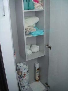A vueltas con el armario escobero!!   Decorar tu casa es facilisimo.com