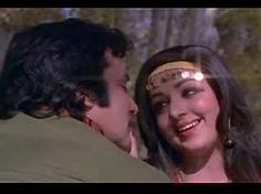 Kya Khub Lagti Ho from the 1975 movie Dharmatma Old Hindi Movie Songs, Love Songs Hindi, Song Hindi, Bollywood Music Videos, Bollywood Movie Songs, Bollywood Actors, Nepali Song, Hema Malini, Vintage Bollywood