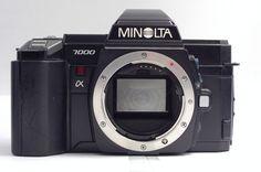[EXC] MINOLTA α7000 35mm SLR Film Camera Body Only From Japan #128