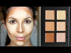 Anastasia Beverly Hills Cream Contour Kit Tutorial & FULL Review - YouTube