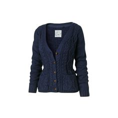 Trudy Linen Mix Cardigan ($78) ❤ liked on Polyvore featuring tops, cardigans, cable knit cardigan, blue cardigan, linen cardigan, blue boyfriend cardigan and loose fitting tops