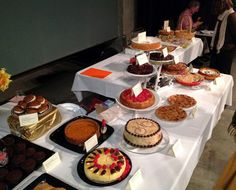 Our Girls Camp Fundraiser: Spaghetti Dinner and Dessert Auction.  We raised enough money to send all our girls to camp!