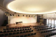 PHI  - www.lieblingsplatz.eu, Raum, Interior, Architektur, Innenarchitektur, Design, Gestaltung, Öffentliche Einrichtungen, Robert Schumann Konservatorium