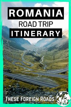 Our road trip itinerary will take you through the centre of Romania, to the jaw-dropping castles and remote mountains of the famous Transylvania. Travel Tours, Travel Destinations, Shopping Travel, Travel Europe, Travel Advice, Budget Travel, Travel Ideas, Romania Travel, Road Trip Essentials